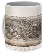 Washington D.c., 1892 Coffee Mug by Granger