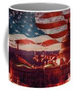 Washington Dc Building 76h Coffee Mug