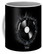 Washington Dc Skyline Vinyl 10 Coffee Mug