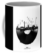 Washington Dc Skyline Vinyl Coffee Mug