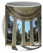 Washington Dc Veteran's Memorial Coffee Mug