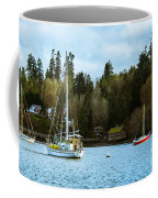 Washington Harbor Coffee Mug