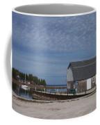 Washington Island Harbor 1 Coffee Mug