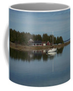 Washington Island Harbor 3 Coffee Mug