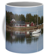 Washington Island Harbor 4 Coffee Mug