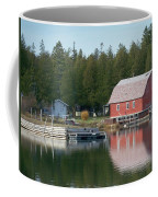 Washington Island Harbor 6 Coffee Mug
