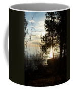 Washington Island Morning 2 Coffee Mug