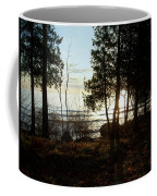 Washington Island Morning 3 Coffee Mug