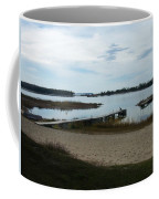 Washington Island Shore 2 Coffee Mug