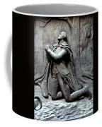 Washington Kneeling In Praying Coffee Mug