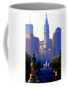 Washington Looking Over To City Hall Coffee Mug