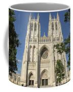 Washington National Cathedral Front Exterior Coffee Mug