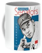 Washington Senatore 1960 Yearbook Coffee Mug
