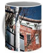 Washington Square North Coffee Mug