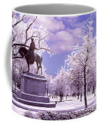 Washington Square Park Coffee Mug by Steve Karol