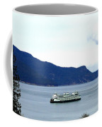 Washington State Ferry Coffee Mug