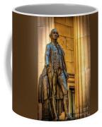 Washington Statue - Federal Hall #2 Coffee Mug