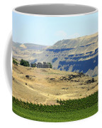Washington Stonehenge With Vineyard Coffee Mug