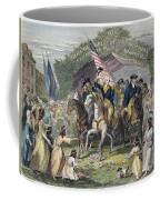 Washington: Trenton, 1789 Coffee Mug