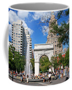 Washingtone Square New York Coffee Mug