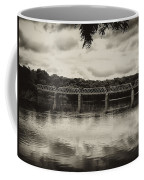 Washingtons Crossing Bridge Coffee Mug