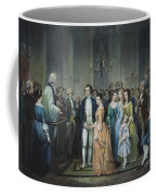 Washingtons Marriage Coffee Mug by Granger