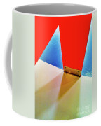 Washroom Indoor Structure Architecture Abstract Coffee Mug