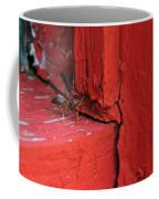 Wasp And Red Coffee Mug