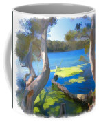 Wat-0002 Avoca Estuary Coffee Mug