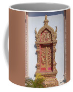 Wat Buppharam Phra Wihan Window Dthcm1581 Coffee Mug