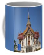 Wat Chaimongkron Phra Wihan Dthcb0088 Coffee Mug