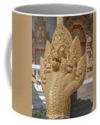 Wat Kumpa Pradit Phra Wihan Five-headed Naga Dthcm1664 Coffee Mug