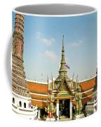Wat Po Bangkok Thailand 13 Coffee Mug