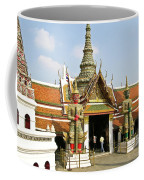 Wat Po Bangkok Thailand 16 Coffee Mug