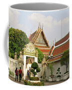 Wat Po Bangkok Thailand 35 Coffee Mug