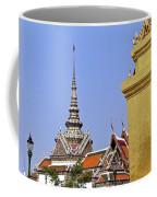 Wat Po Bangkok Thailand 6 Coffee Mug