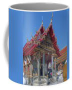 Wat Prachum Khongkha Phra Wihan Dthcb0174 Coffee Mug