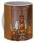 Wat Suan Dok Wihan Luang Buddha Images Dthcm0952 Coffee Mug