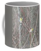 Watch Me One Bird In Flight Coffee Mug