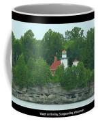 Watch Over Sturgeon Bay Coffee Mug