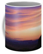 Watch Tower At Dawn Coffee Mug
