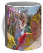 Watch Your Eyes Coffee Mug