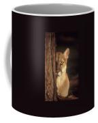 Watcher In The Woods Coffee Mug