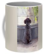 Watching For Spring Coffee Mug