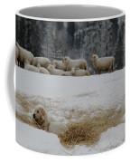 Watching The Herd Coffee Mug