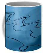 Water Abstract - 6 Coffee Mug