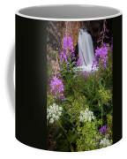 Water And Flowers Coffee Mug