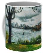 Water And Scenery Coffee Mug