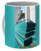 Water At The Federl Courthouse Coffee Mug
