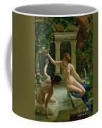 Water Babies Coffee Mug by Sir Edward John Poynter